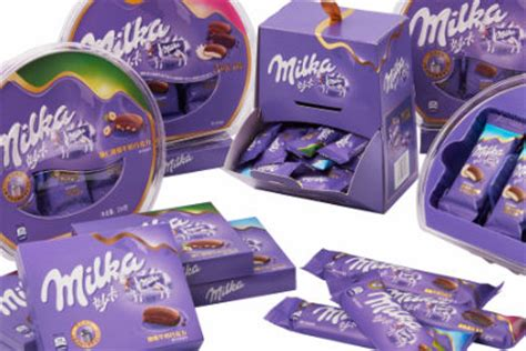 Mondelez launches Milka chocolate in China   Food Industry
