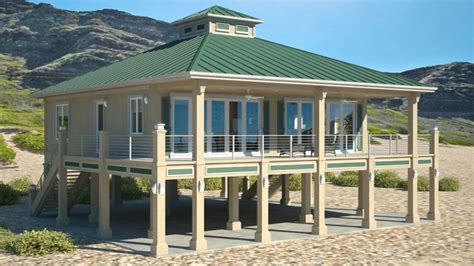 House Plans With Cupola Clearview 1600p 1600 Sq Ft On Piers House Plans
