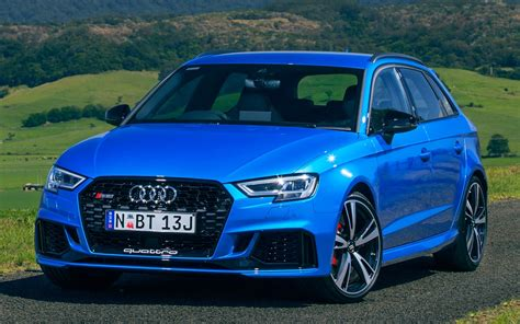 Audi Rs 3 Sportback by 2018 Audi Rs 3 Sportback The Wheel