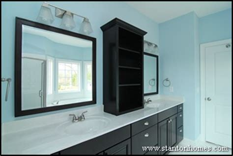 bathroom countertop storage cabinets master bath storage cabinet ideas design build homes in nc