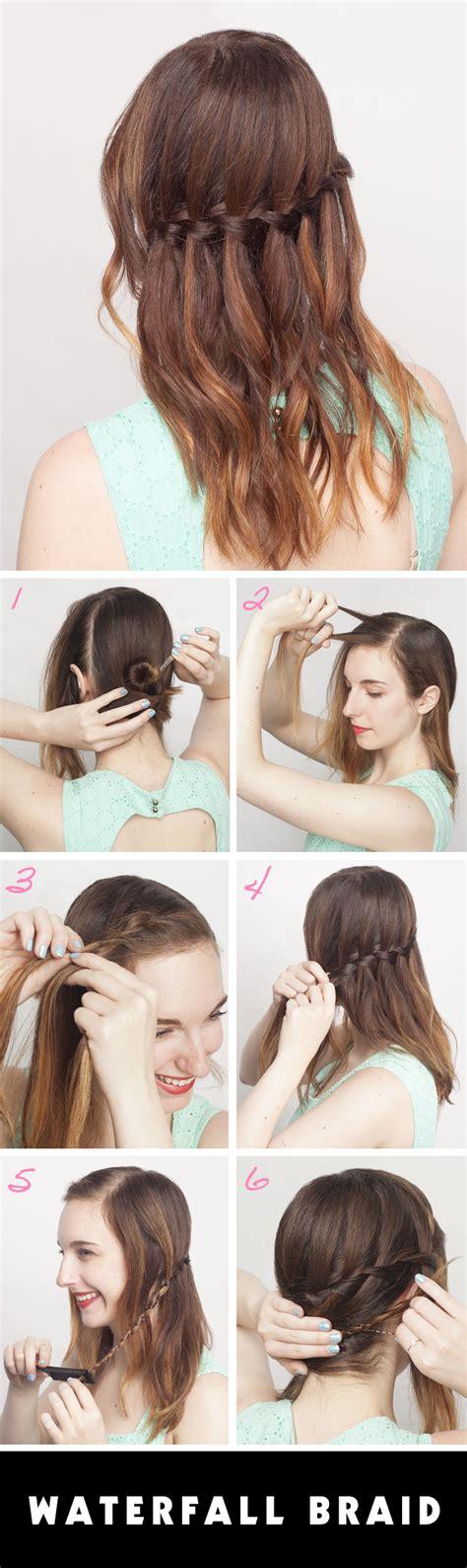waterfall braid   stylecaster