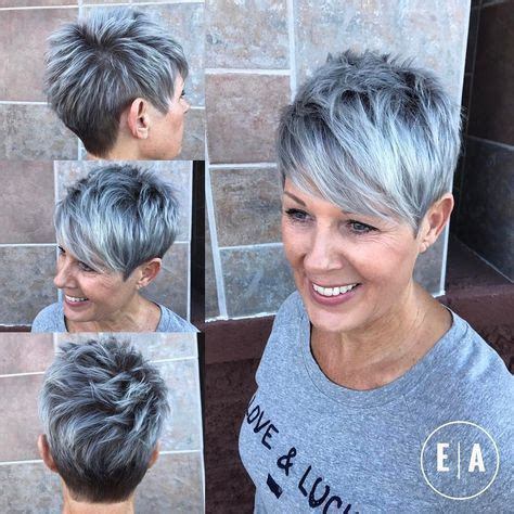 tips for growing out super short hair best 25 short silver hair ideas on pinterest silver