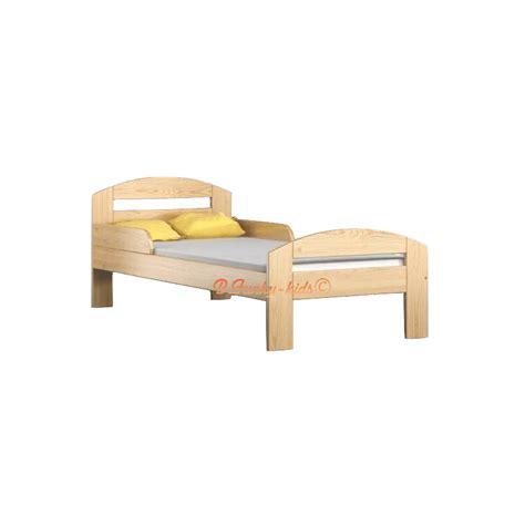 lit en 80 lit en bois de pin massif tim2 180 x 80 cm lits 180x80 cm