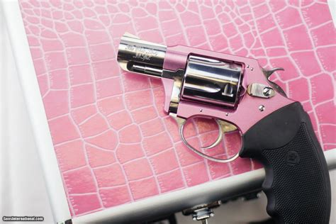 38 F Stainless Darat Dalam 38 Inch charter arms chic 2 quot pink stainless 38 spl revolver 53839