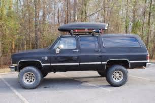 1987 chevy v20 silverado suburban 4x4 3 4ton great