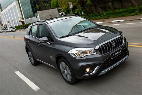 Sx4 Suzuki by Suzuki S Cross Sx4 Car Reviews 2018