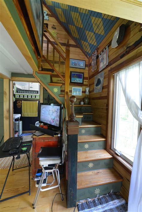 Amish Built Tiny House Swoon Shiny Tiny Mansion Tiny House Swoon