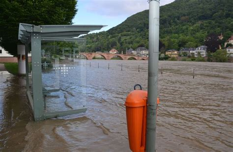 Auto Verschrotten Kaiserslautern by Hochwasser In Heidelberg Mannheimer Morgen Mannheimer