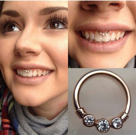 Say It With A Smiley With Emoticon Jewellery by Smiley Piercing Piercings Bijoux