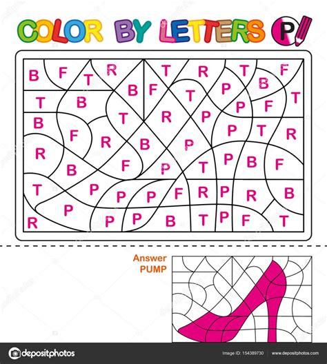 imparare lettere abc libro da colorare per bambini colore di lettere