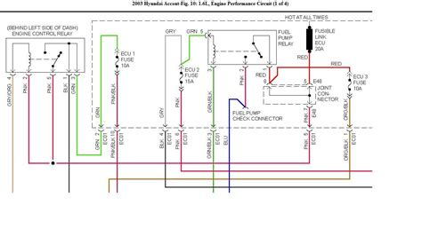 2003 hyundai accent fuse box wiring diagram manual