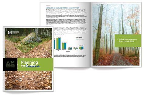 Ctoni 2 Report Template Print Design Design For Toronto Communication