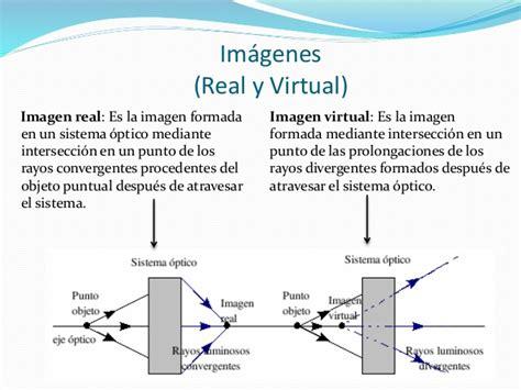 imagenes reales en fisica 211 ptica