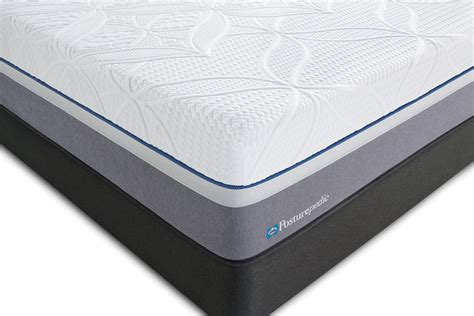 Sealy Posturepedic Hybrid Mattress Reviews by Sealy Posturepedic Hybrid Silver Plush Mattress