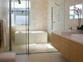 Ideas Bathroom rich accents to soft color tones