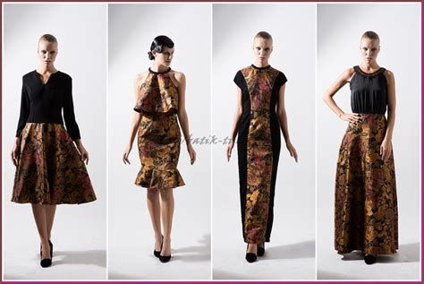 Celana Etnik Batik model baju batik untuk kerja yang modis batik tulis