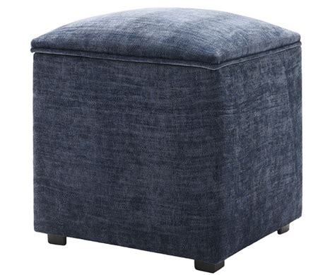 Small Padded Ottoman Kingsley Small Upholstered Workbox Just Ottomans