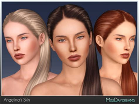 sims 4 default skin replacement non default replacement skintone