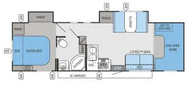 Class C Motorhome Floor Plans by Floor Plans Class C Motorhomes Submited Images
