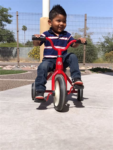 gross motor skills such as a tricycle are acquired could we improve america by treating 2 year olds better