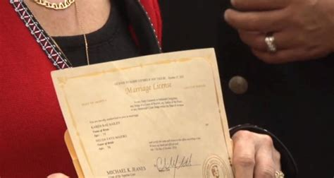 Arizona Marriage License Records Marriage Licenses Issued In Every Arizona County For Same Couples Arizona