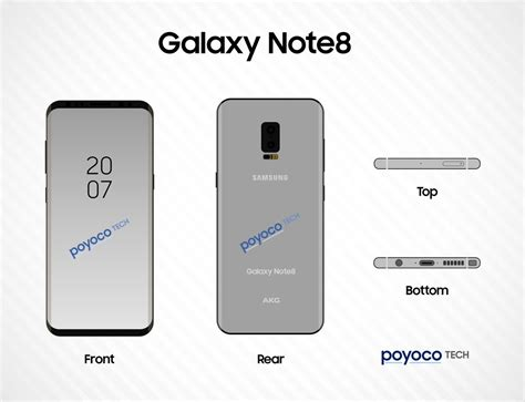 Galaxy Note8 samsung galaxy note8 could arrive before the iphone 8