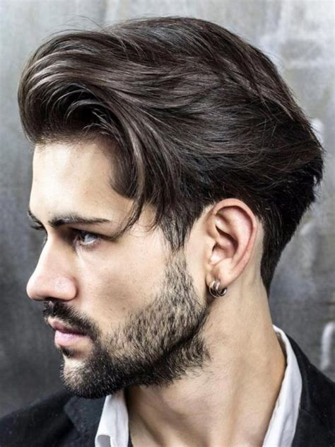 scissor cut short hair style 50 haircuts for guys with round faces