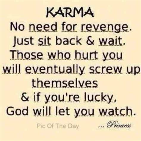 Karma Quotes Karma Quotes On