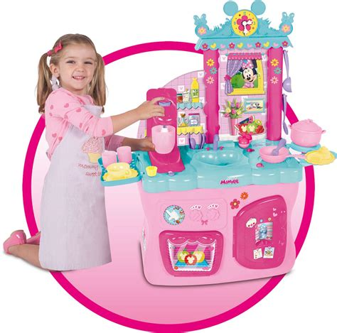 cuisine enfant minnie imc 181694 la cuisine de minnie disney amazon fr