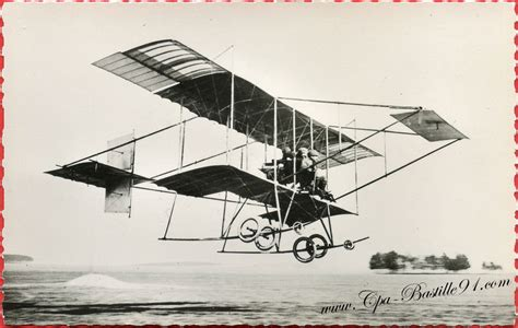 histoire de l aviation l a 233 roplane farman de 1910