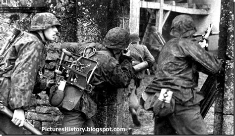 wwii german ss soldiers pictures from history rare images of war history ww2