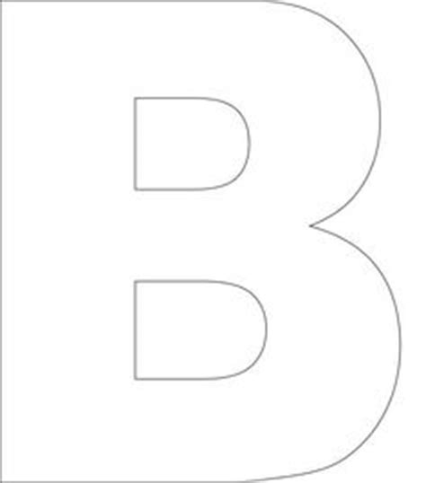 boring but big template 1000 images about letter craft on alphabet