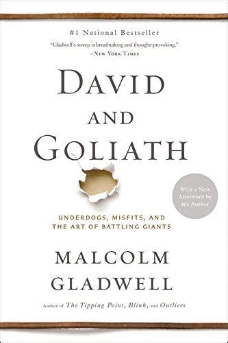 audiobook david and goliath underdogs misfits and the outliers the story of success by malcolm gladwell a book