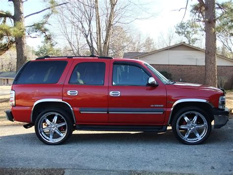 ty chevy  chevrolet tahoe specs  modification