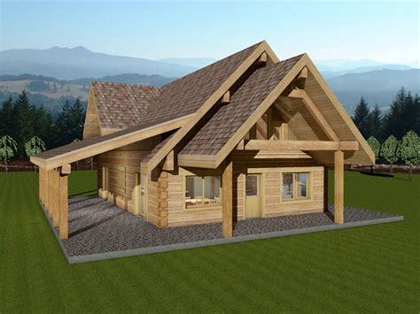 Log Home Package   Sweetgrass Dovetail   Plans   Designs