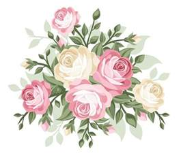 Shabby Chic Wall Mural best 25 vector flowers ideas on pinterest floral border