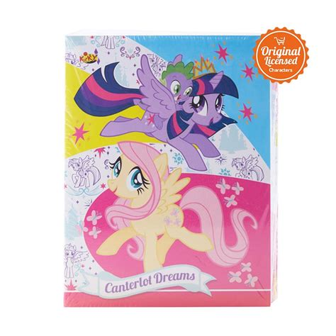 Buku Tulis Bx Kiky jual kiky my pony writing set buku tulis 10 buku 58 lembar harga kualitas