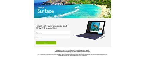 Sweepstakes Hawaii - microsoft store surface pro 3 hawaii vacation sweepstakes enjoy a trip for four 4