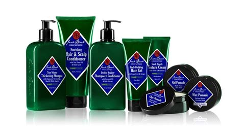 jack black products jack black launches new men s hair care the spa man