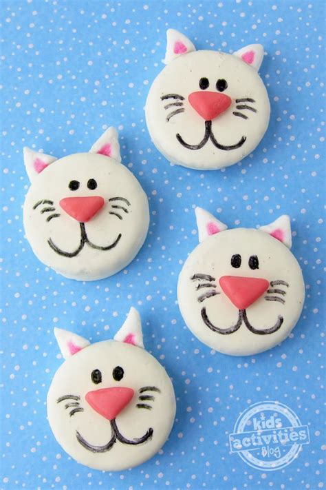 ideas for cat cat craft and treat ideas for the idea room