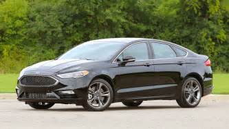 Ford Fusion Review Drive 2017 Ford Fusion V6 Sport Motor1