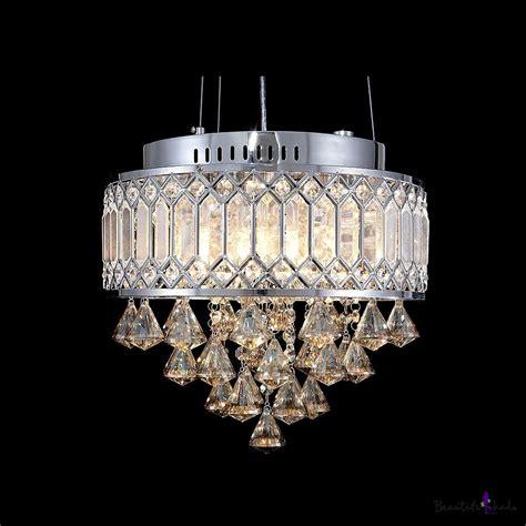 Kalung Hanging Big Diamonds Necklace cut metal chrome finished large pendant hanging plentiful diamonds beautifulhalo