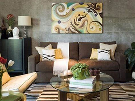 How To Decorate A Brown Living Room by The World S Catalog Of Ideas