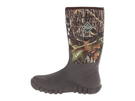 the original muck boot company fieldblazer camo bark muck