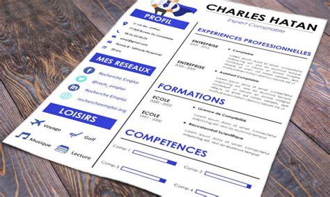 Modele Pour Faire Un Cv by Conseil Pour Faire Un Cv Dedooddeband