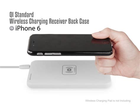 Sale Power 7000mah For Iphone 6 6s Ati1437 qi standard wireless charging receiver for iphone 6