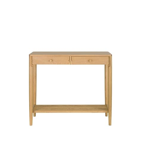 Ercol Console Table Ercol Capena Console Table At Smiths The Rink Harrogate