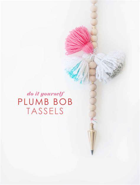 Diy Plumb Bob by Diy Tassel Wall Hanging Lay Baby Lay Lay Baby Lay