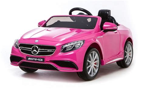 Kinderle Auto by Mercedes S63 Options Kinder Accu Auto Kinderauto
