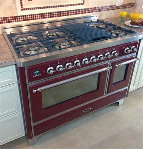 Kitchen With Grill Image Gallery Kitchen Stoves Grills